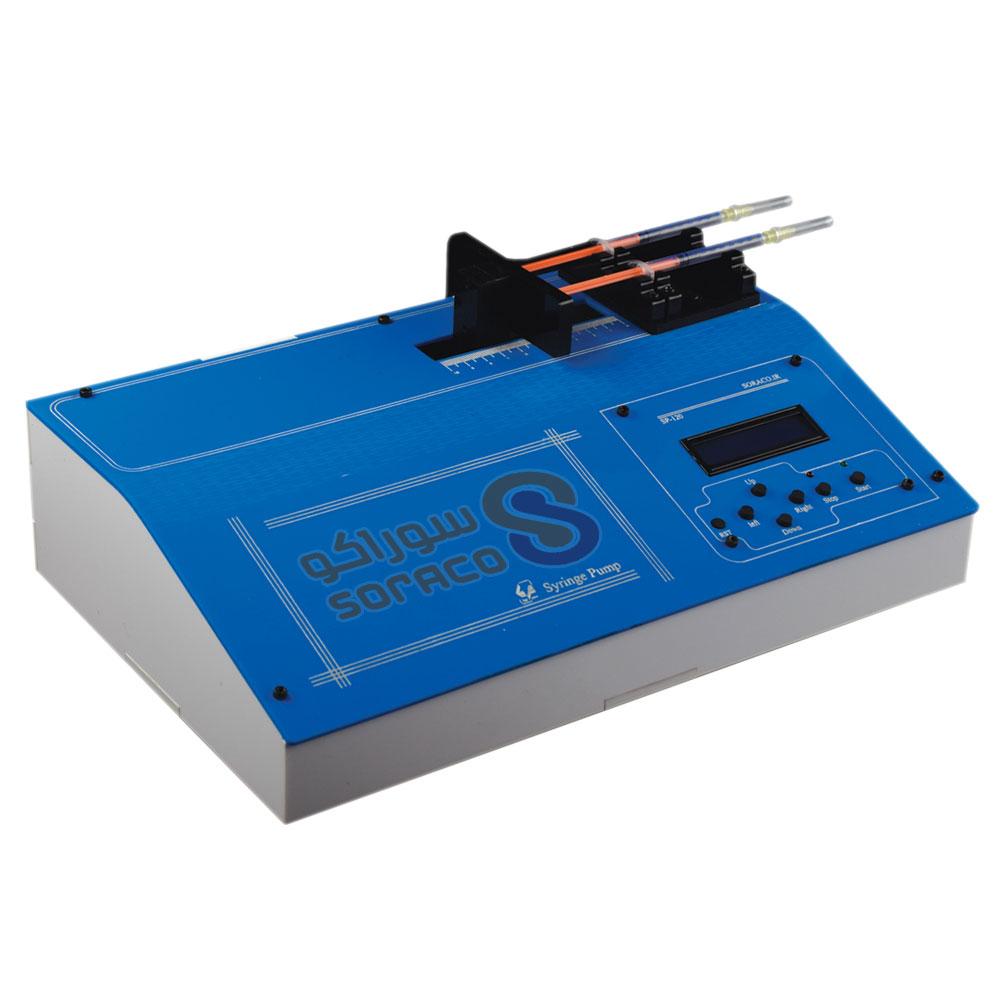 پمپ سرنگی نانو لیتری اندروید